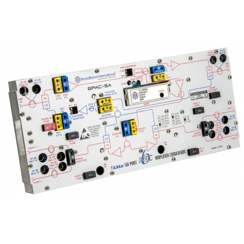 System Amplifier, 6PAC-S, for Scientific Atlanta®