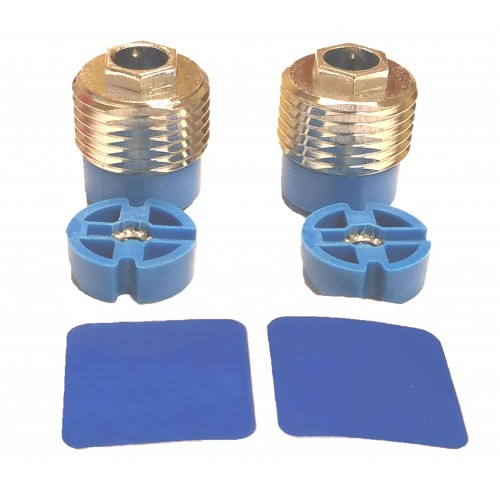 Broadband International® Seizure Screw Kit for Line Extenders, 15 Amp