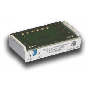 Thermal Compensator/Variable Interstage Equalizer