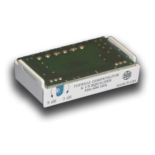 Broadband International® Thermal Compensator/Variable Interstage Equalizer