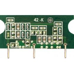 Broadband International® Reverse Equalizer 42 MHz SEE-K