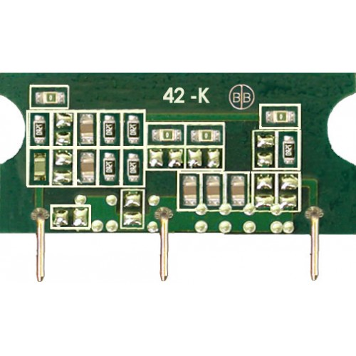 Broadband International® Reverse Equalizer 42 MHz SEE-K