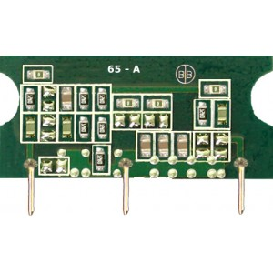 Broadband International® Reverse Equalizer, 65 MHz, SEE-A