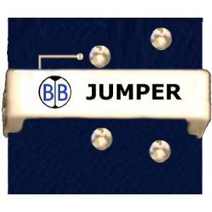 Broadband International® Jumper, 870 MHz