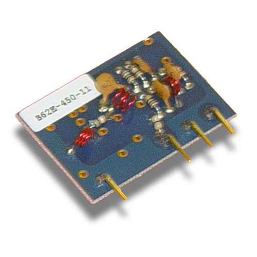 Broadband International® Forward Equalizer, 450 MHz, 62E