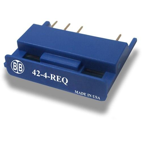 Broadband International® Reverse Equalizer, 42 MHz, 7-2E, w/cover
