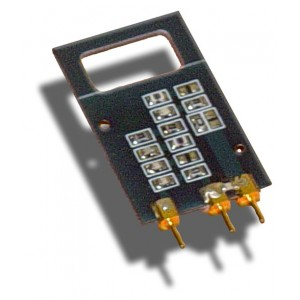 Broadband International® Forward Equalizer, 750 MHz, 9PEQ