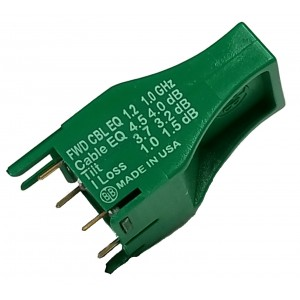 Forward Cable Equalizer, 1.2 GHz