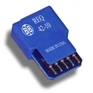 Broadband International® Reverse Equalizer, 42 MHz, REQ