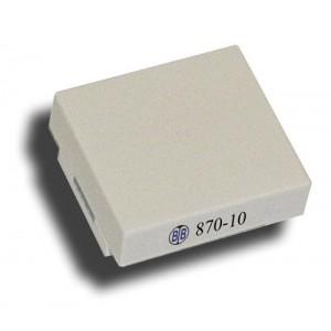 Broadband International® Linear/Node Equalizer, 870 MHz, ISX, Short