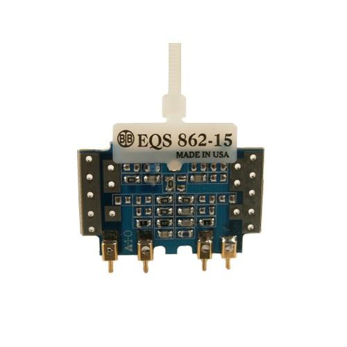 Broadband International® Forward Equalizer, 862 MHz