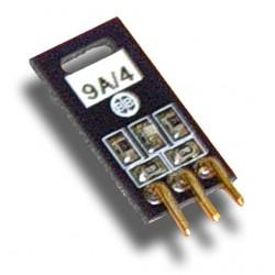 Broadband International® Attenuator Pad 9A, Tall
