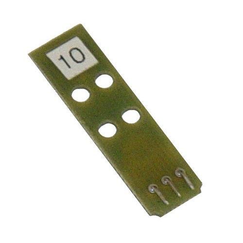 Broadband International® Attenuator Pad, 870 MHz, 10PD