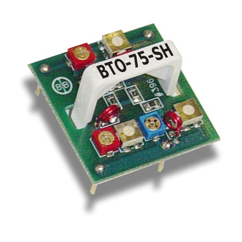 Broadband International® Response Correction Board PCB