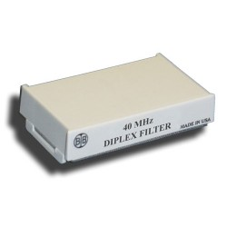 Broadband International® Diplex Filter 40 MHz