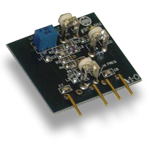 Broadband International® Response Correction Board, 550 MHz