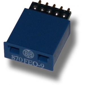 Broadband International® Forward Equalizer, 870 MHz