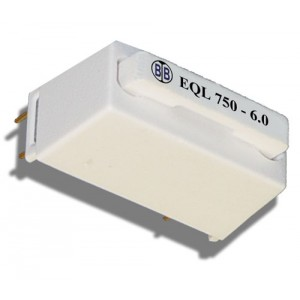Broadband International® Linear/Node Equalizer, 750 MHz