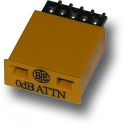 Broadband International® Attenuator Pad 1 GHz