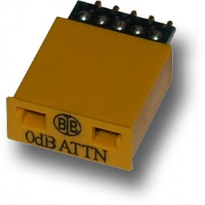 Broadband International® Attenuator Pad 1 GHz