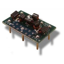 Broadband International® Splitter Combiner, Reverse