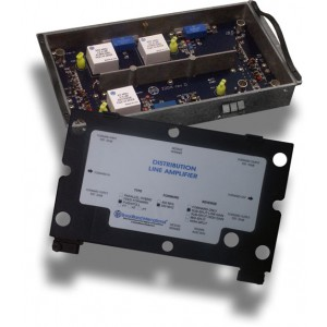 Broadband International® SA DA (Distribution Amplifier) 550 MHz