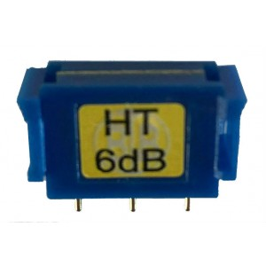 Broadband International® Forward Path Attenuator, 1 GHz, for 1 GHz Taps