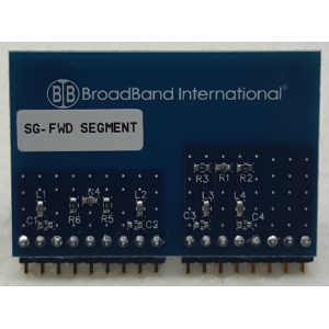 Broadband International® Forward Segment Board, 1 GHz