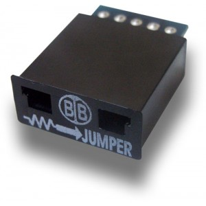 Broadband International® Signal Director/Jumper/Single Terminator, 75 Ohm