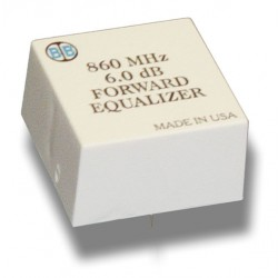 Broadband International® Forward Equalizer 870 MHz