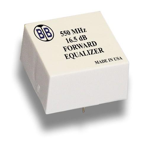 Broadband International® Forward Equalizer, 550 MHz