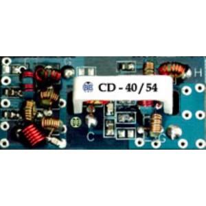 Diplex Filter, w/10 dB Attenuator