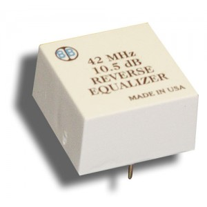 Broadband International® Reverse Equalizer 42 MHz, T-Series