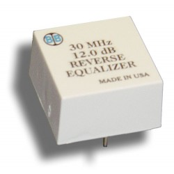 Broadband International® Reverse Equalizer 30 MHz, T-Series
