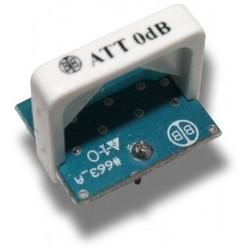 Broadband International® Attenuator Pad, Node