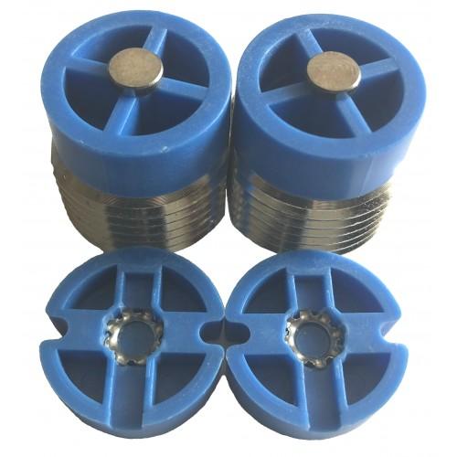 Seizure Kit, for Line Extenders, 15 Amp, Blue