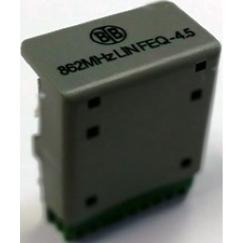 Broadband International® Linear/Node Equalizer, 862 MHz