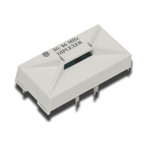 Broadband International® Diplex Filter, 550 MHz