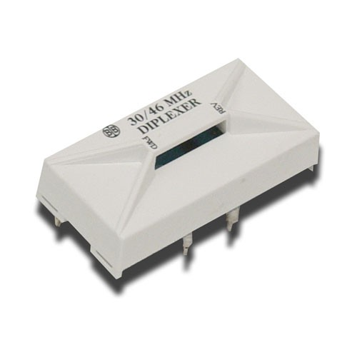 Broadband International® Diplex Filter 550 MHz