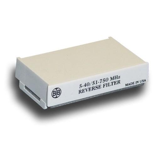 Broadband International® Filter, Reverse