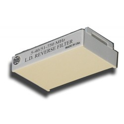 Broadband International® Filter 750 MHz, Reverse L.D.