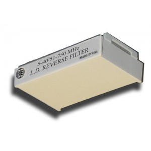 Broadband International® Filter, 750 MHz, Reverse L.D.