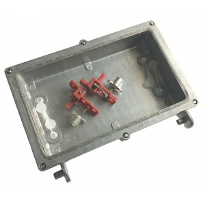 Housing Lid Cover Kit, for Line Extender
