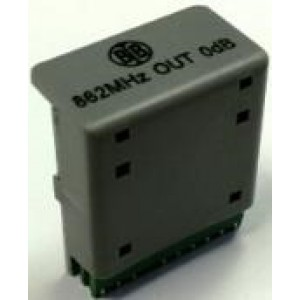 Broadband International® Output Jumper, 862 MHz