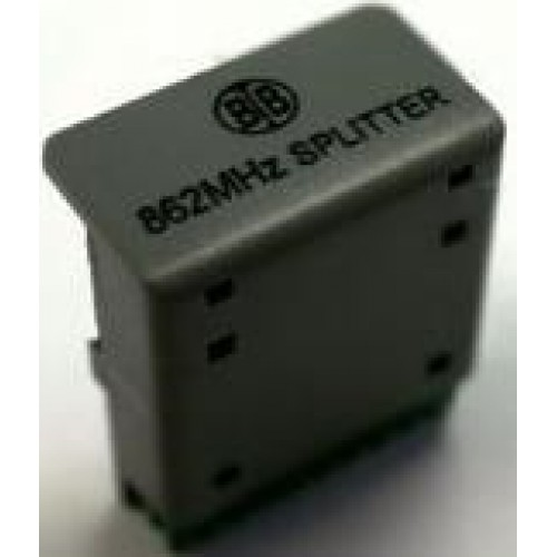 Broadband International® Splitter, 862 MHz