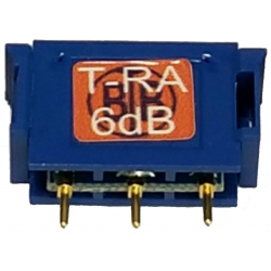 Broadband International® Return Path Attenuator 42 MHz for 1218 MHz Taps