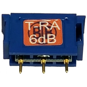 Broadband International® Return Path Attenuator, 1 GHz, for 1 GHz Taps
